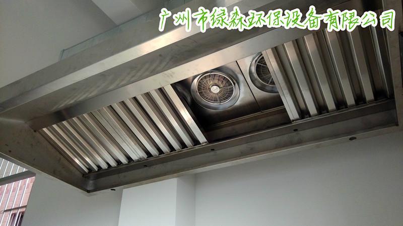 供应江门优质烟罩式油烟净化器(绿森牌),除油烟就用它!