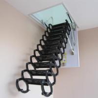 供应阁楼楼梯伸缩楼梯店铺