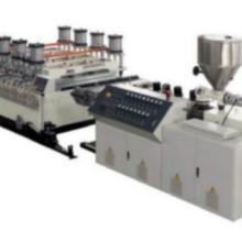 供应上海PVC木塑建筑模板生产线直销首选上海金纬品牌企业图片价格用途批发