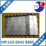 供应链板输送机碳钢链板链轮山东厂家