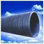 HDPE塑钢缠绕管施工