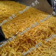 果蔬脆片生产线果蔬脆片油炸生产图片