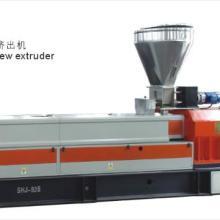 供应SHJ-95双螺杆挤出造粒机机 高性能产出 南京聚力塑机图片