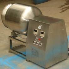 供应鸡鸭真空滚揉腌制机肉制品真空滚揉腌制设备型号50L