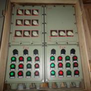 济南防爆照明配电箱图片