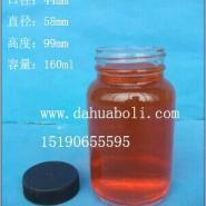 厂家直销150ml枇杷膏玻璃瓶图片