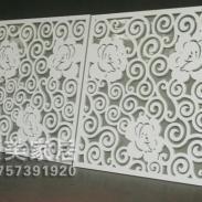 Y01雕花板/PVC镂空板/背景墙吊顶图片
