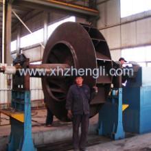 供应风机叶轮平衡机大小工件不同规格均可河北宣化正力平衡机厂