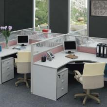 北京电脑桌椅定做定做屏风柜子卡位办公桌销售图片
