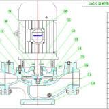 供应水泵厂家直销空调配套冷却水泵GD32-20/380V