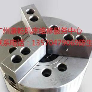 台湾中实油压动力卡盘/液压卡盘图片