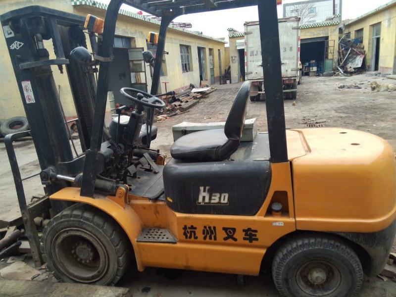 公司工厂用叉车搬运设备租赁2吨【用量少租车更划算】