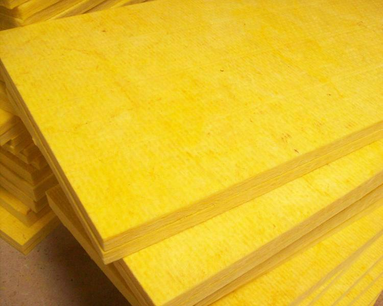 供应乐山玻璃棉板厂家图片