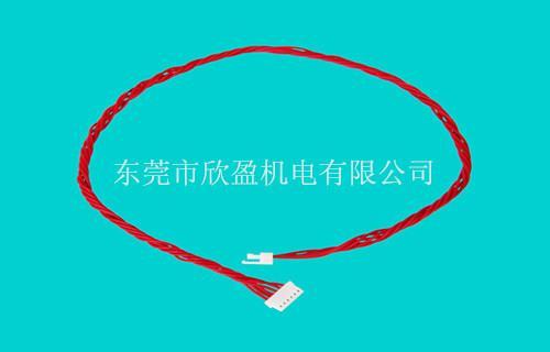 供应端子连接线厂家线束加工