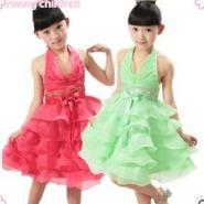 儿童舞蹈服演出服装女童演出服图片