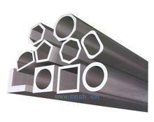供应内圆外六角异形钢管螺丝杆六角钢管套筒钢管