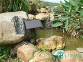 太阳能光伏喷泉
