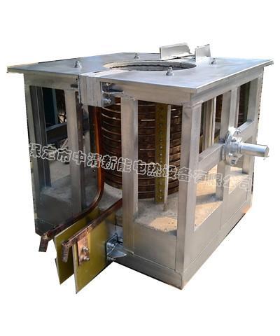 供应钢壳可控硅熔炼炉中频工作原理中清电源价格优惠中