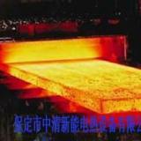 供应方钢扁钢透热炉中清新能中频感应热处理炉设备十年畅销山东