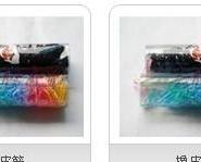 彩色儿童橡皮筋设备厂家图片