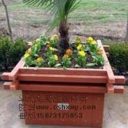 防腐木制品保养图片
