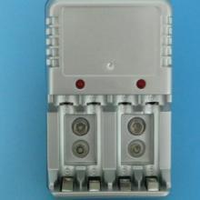 供应AA/AAA镍氢电池多槽座充批发