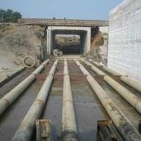 瑞丽专业水平顶管施工/通化PE管道