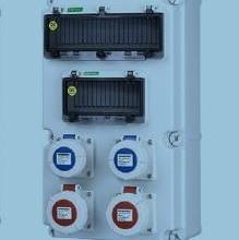 供应工业插座箱