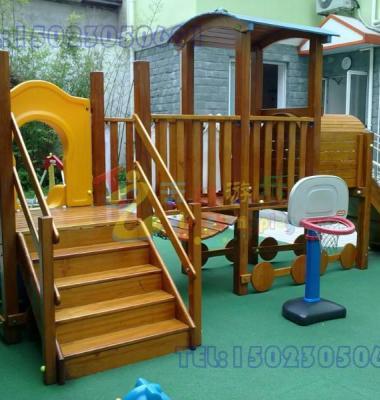 大型防腐木质玩具图片/大型防腐木质玩具样板图 (2)