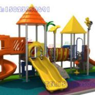 四川小区儿童游乐设施图片
