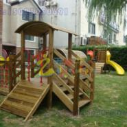 江北区大型秋千滑梯玩具&重庆超大型滑筒批发价 重庆渝北儿童木质玩具价格