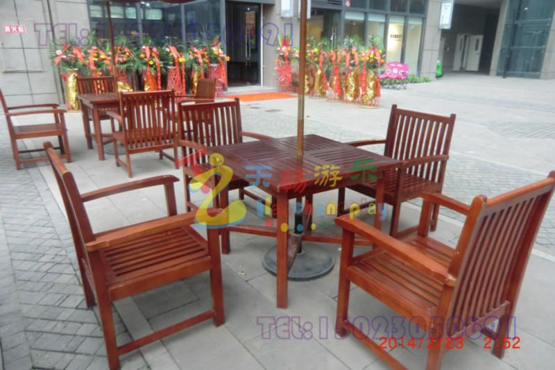 木质休闲椅图片/木质休闲椅样板图 (4)