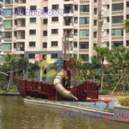 渝北区大型儿童玩具海盗船图片