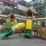 万盛区大型秋千滑梯玩具图片