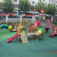 渝北区木质绳网组合玩具图片