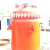 供应K2000L搪玻璃电加热反应釜,锚式搅拌,18kw