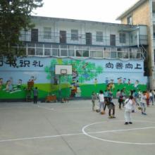 供应承接淄博学校室内外墙绘艺术工程批发