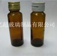 30ml棕色口服液玻璃瓶图片
