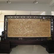 贵州木雕落地屏风厂图片
