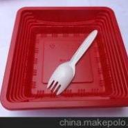 肯德基方形碗叉勺套装餐具批发图片