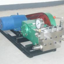 供应3DP-80A型高压往复泵