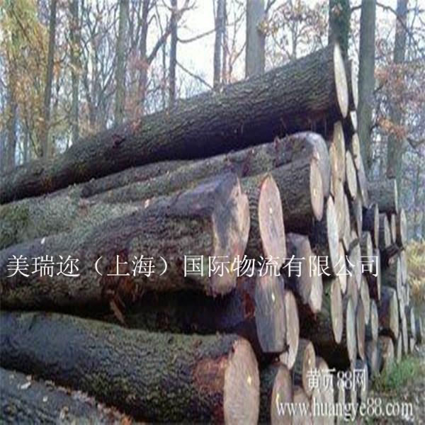 供应木材进口代理通关公司图片