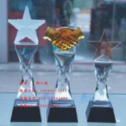 潮州专业制作水晶奖杯厂家图片
