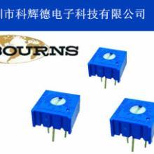 BOURNS品牌3386P可调电阻机电设备控温控压微调可调电阻批发