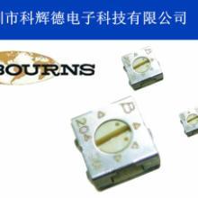 BOURNS品牌3314J贴片可调电阻单圈玻璃釉膜5MM*5MM可调电阻批发