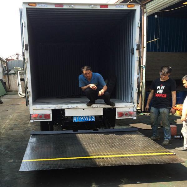 供应广东佛山卡车升降尾板速装   找佛山三良机械