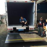 供应广东阳江卡车升降尾板速装   找佛山三良机械
