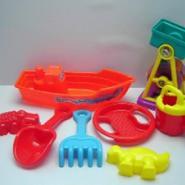 沙滩车沙滩船砂漏斗花洒沙滩玩具图片