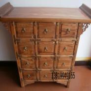 榆木柜子图片