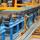 供应螺纹钢专用除锈抛丸机通过式